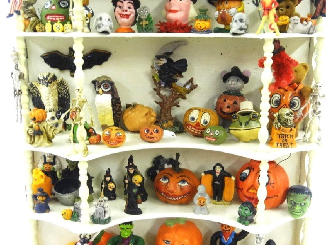 Collection of Dollhouse Halloween Decorations - 3