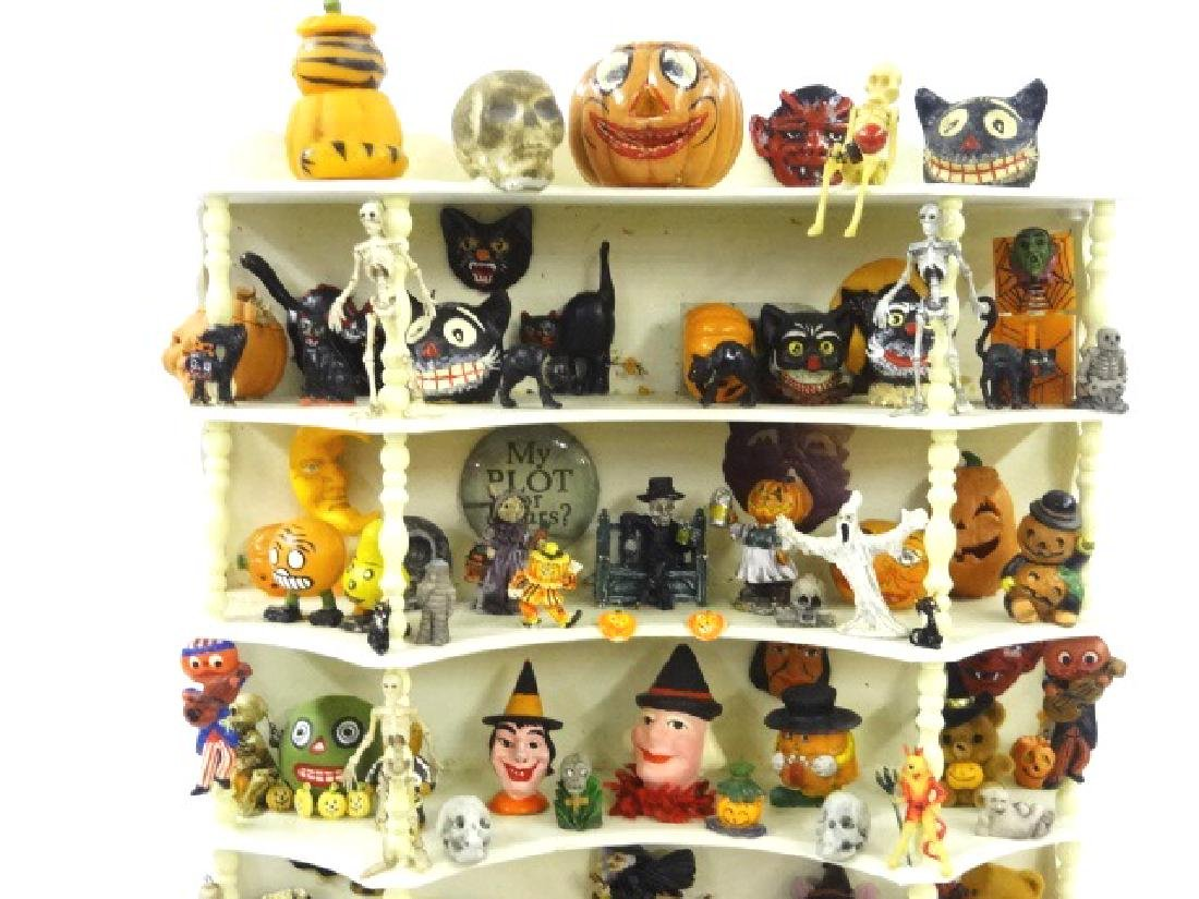 Collection of Dollhouse Halloween Decorations - 4