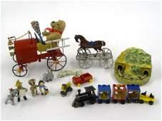 Dollhouse Sized Small Toys Miniatures