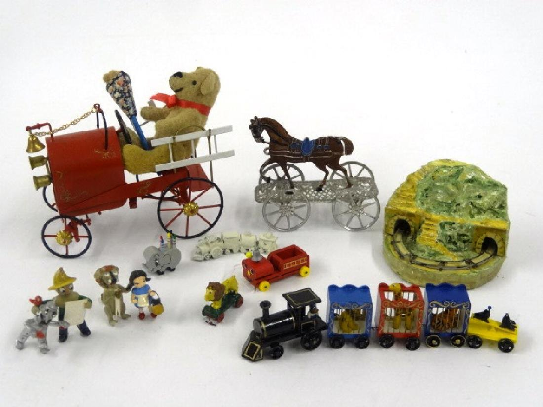 Dollhouse Sized Small Toys Miniatures