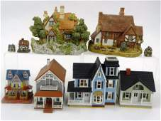 Small Artisan Miniature Dollhouses Miniatures