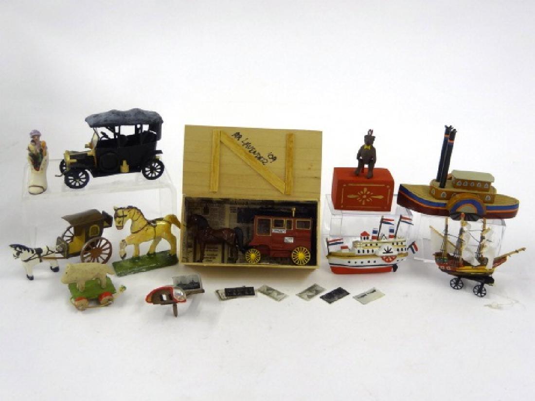 Artisan Dollhouse Miniature Toys Miniatures