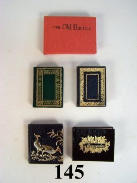Miniature Books Schori Press