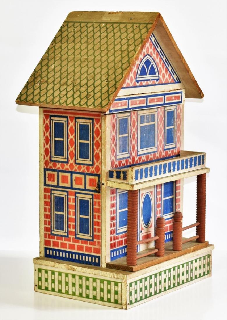 Vintage Converse Dollhouse & Stable - 2