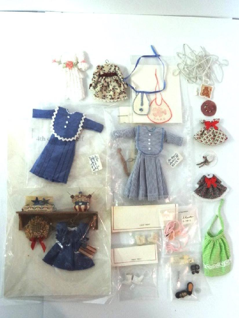 Dollhouse Artisan Children's Clothing Miniatures
