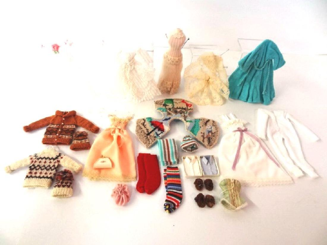 Artisan Dollhouse Lady's Clothing Miniatures