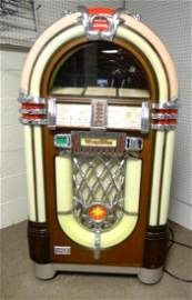 Wurlitzer 1015 Bubble Front Jukebox