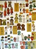 Selchow & Righter Paper Doll Sets