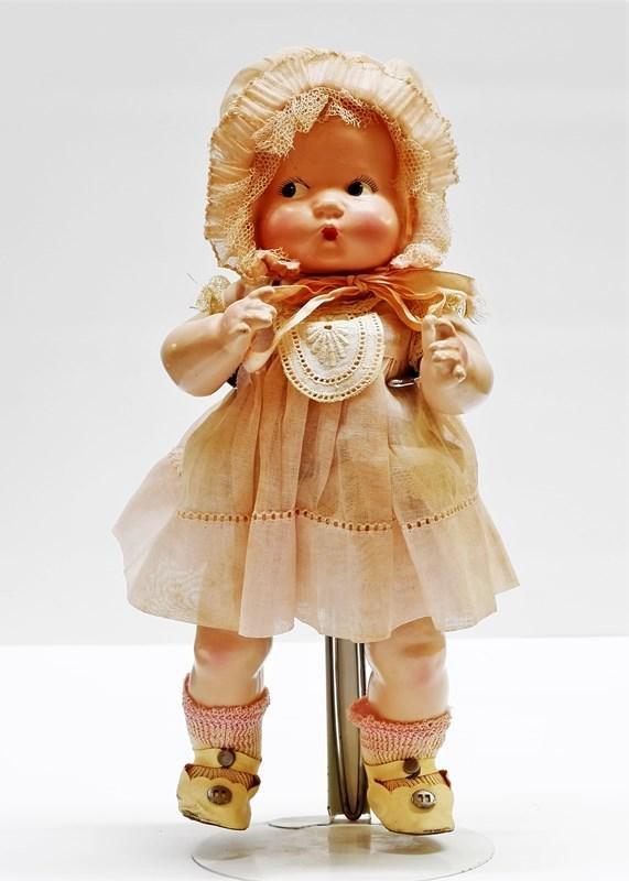 Madame Alexander Little Cherub Doll