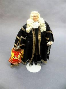 Liberty of London Doll Lord Chancellor