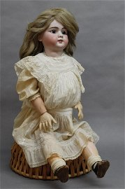 Bisque Doll DEP 32 inches