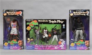 Space Jam Michael Jordan Dolls