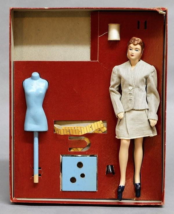 Simplicity Fashion doll Set