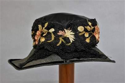 Vintage Ladies Extraordinary Hat