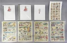 Vintage Kewpie Comics  Stamps