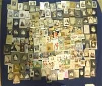 Vintage Childs Photos Trade Cards etc