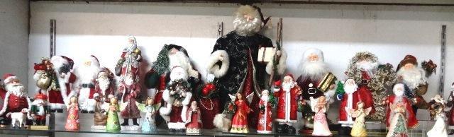 Santa Collection & Jim Shore