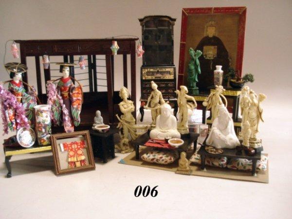 6: Oriental Room & Accessories