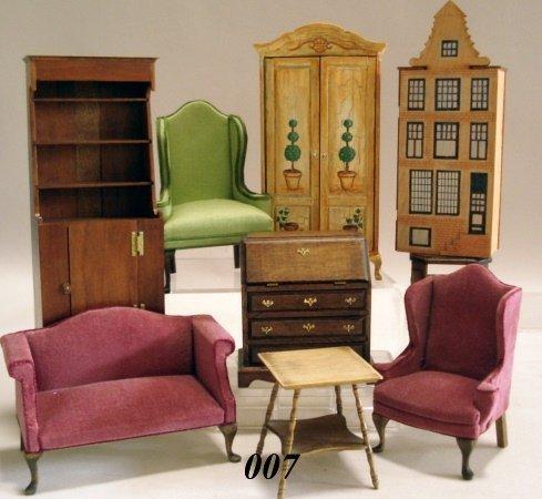 7: Artist Signed Furniture