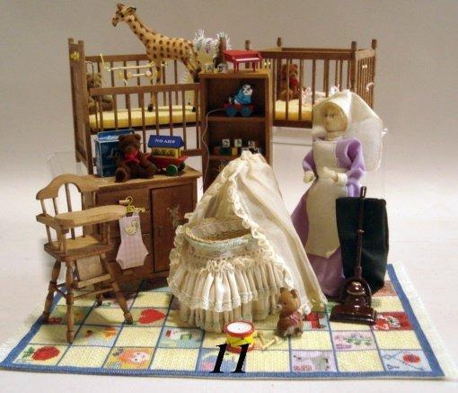 11: Nursery by Jeanette Zanio