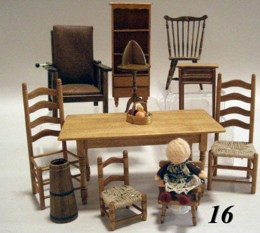 16: Kitchen Furniture Some Artist