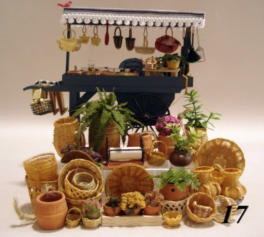17: Peddler's Cart
