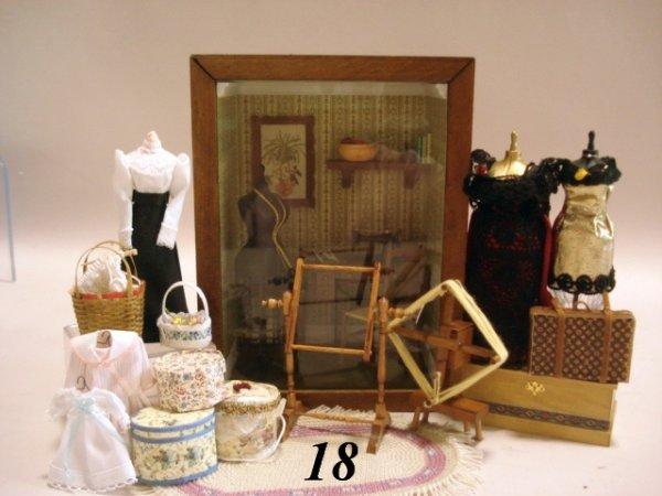 18: Sewing Room Jeanette Zanio