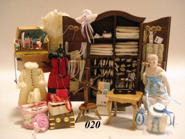 20: Sewing Room Jeanette Zanio