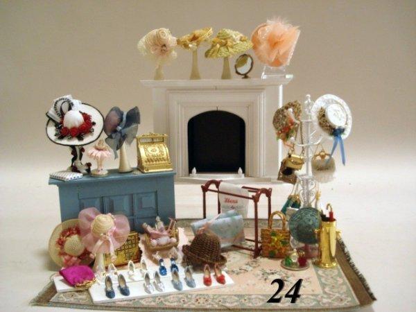 24: Hat Shoe Shop