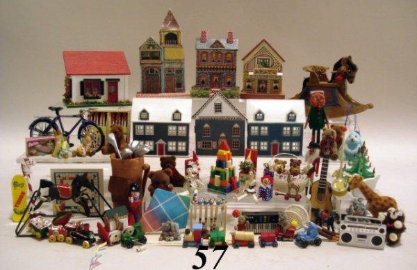 57: Dollhouse Toys & Games