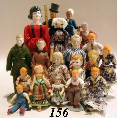 156: Dollhouse Dolls