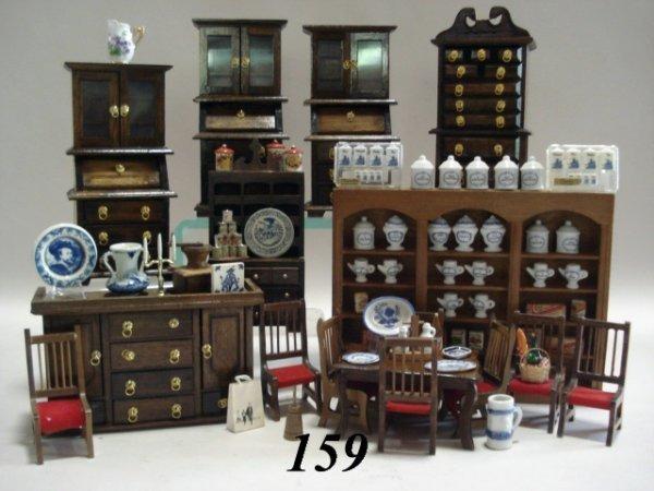 159: Furniture & Glassware