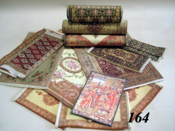 164: Dollhouse Oriental Rugs