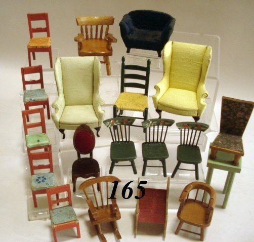 165: Chair Collection
