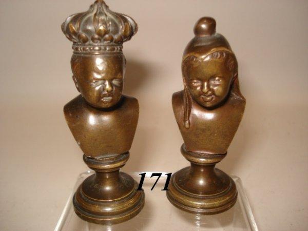 171: Vienna Bronze Busts