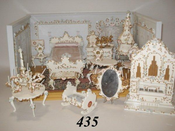 435: Spielwaren Furniture Roombox