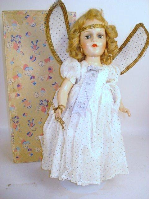 1120: Mary Hoyer Angel Doll