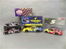 NASCAR Die Cast Cars in OB