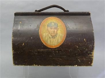 Ty Cobb Portrait Child's Sports Box