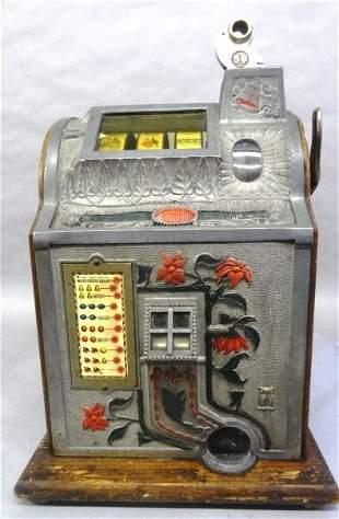 Antique Mills 5 Cent Slot Machine