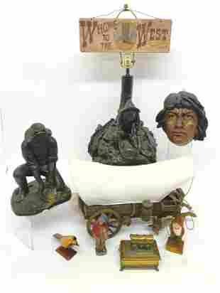 Western Art & Decorative Accessories