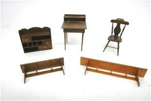 William Kemp Artisan Dollhouse Furniture