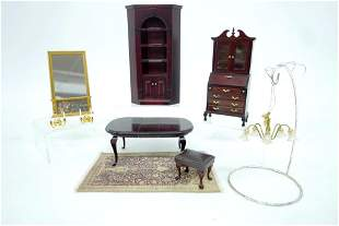 Dollhouse Dining Room Furniture