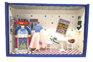 Dollhouse 1950's Juke Joint & Others