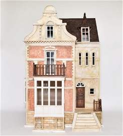 Phillipe Velu Artisan French Dollhouse