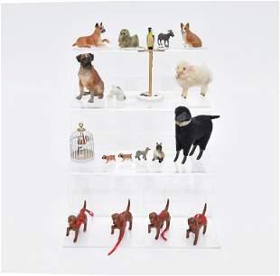 Assorted Dollhouse Animals