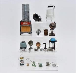 Dollhouse Small Appliance Miniatures