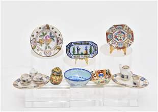 Amanda Skinner Dollhouse China & Others
