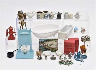 Assorted Dollhouse Small Accessories