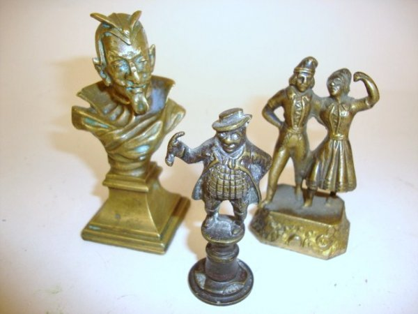 Miniature Vienna Bronzes
